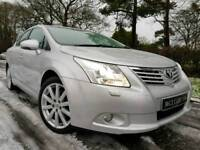 2010 Toyota Avensis 2.2 D-4D T Spirit, Sat-Nav, Heated Leather, Xenons, Reverse Camera! One Owner!