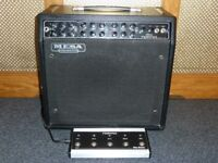 Mesa Boogie Nomad 45 valve combo 3 channel