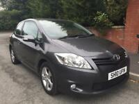 Toyota Auris 2010 New Shape, 1 owner from new!