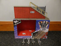 Tech Deck Hollywood High Stair Rail Set, boxed, including 4 boards, excellent set, £15