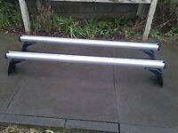 Genuine BMW Roof Bars E39 +2 Spare Bars