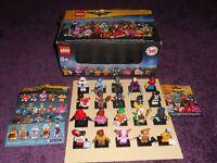 Lego Batman movie series & series 17 minifigures