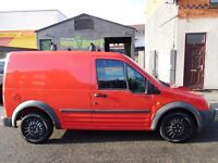 ford transit connect l200 swb with a side loading door. part exchange clearance vehicle no vat (43)