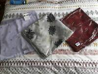 NEW Cushion Covers Sets of 4