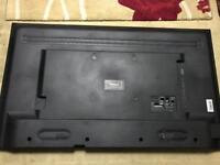 Hisense 49inch 4k tv spares or repair damaged