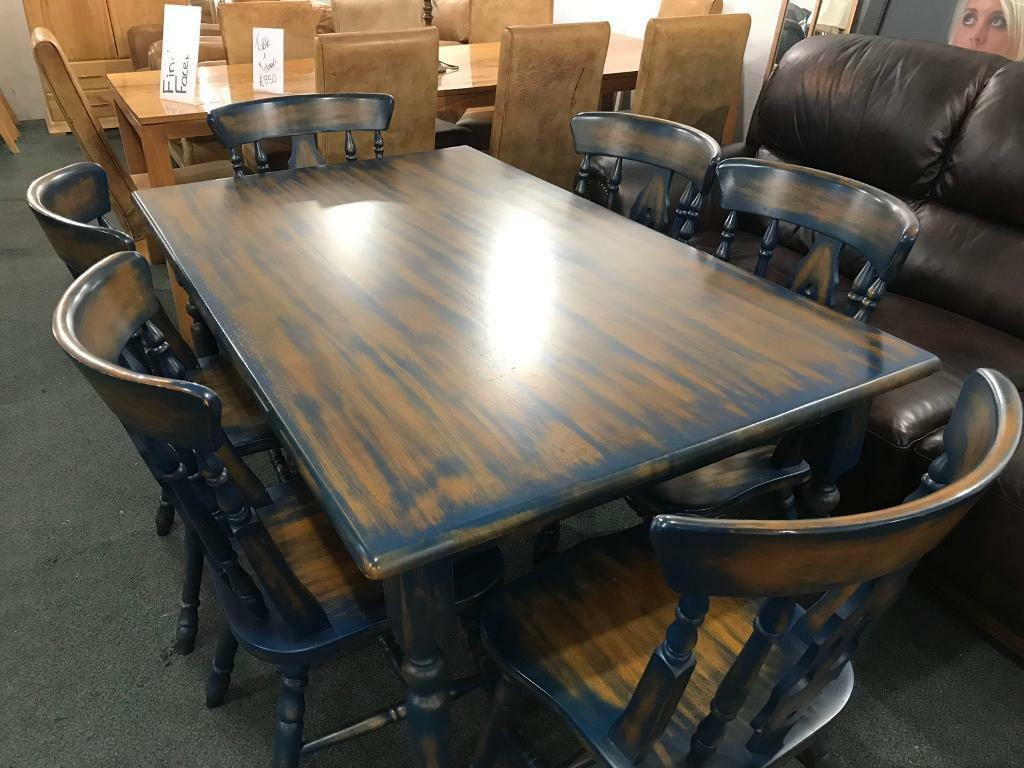 Top quality dining table and 6 chairs | in Dunmurry, Belfast | Gumtree