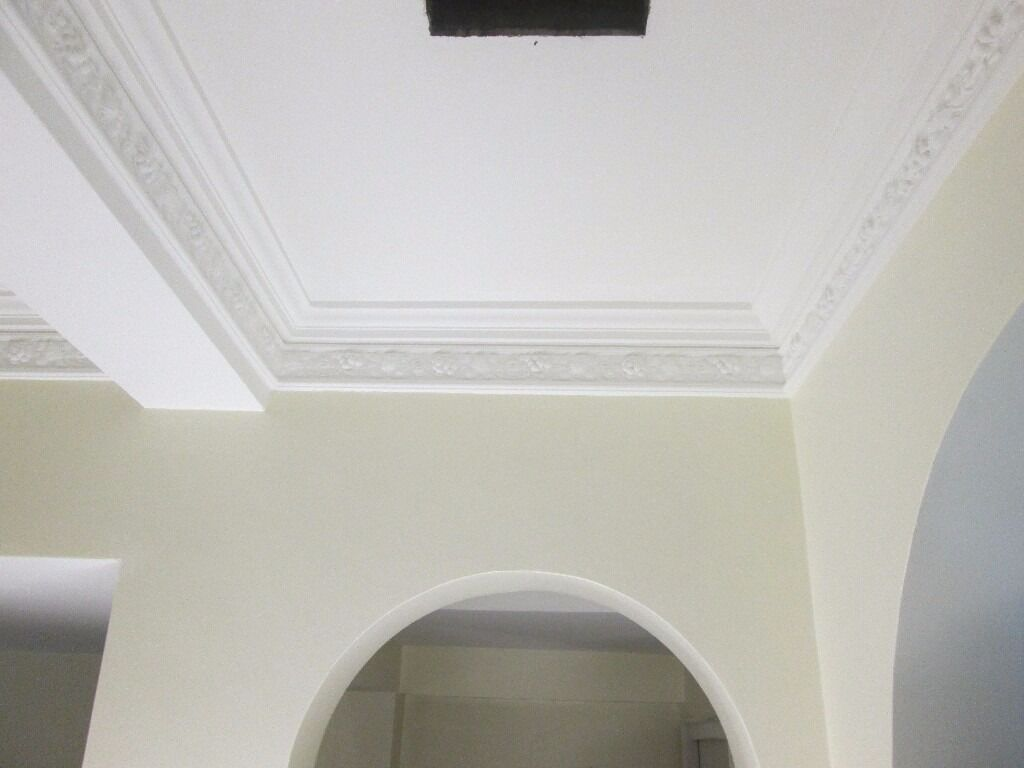 A M Painting And Decorating Painting Wallpaper Coving
