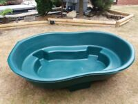Pre-formed Pond Bermuda Superior - Mere 855 Litre