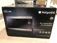 Brand New Hotpoint HD Line MWH2321X Microwave
