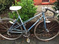 ladies retro vulcan racer/road bike