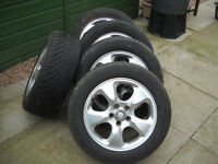 Jaguar alloys 5 x 16 inch