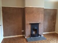 Friendly Local Plasterer/Builder - Over 20 years Experience - Flooring, Kitchen Fitting etc.