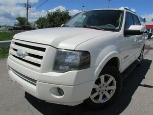 2007 Ford Expedition Limited 7 PASSAGERS CUIR A/C CRUISE!!!!