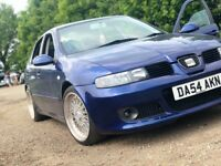1.4 modified seat Leon