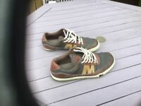 Men's merrell trainers size 10