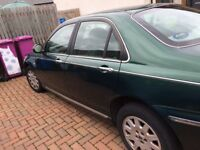 Rover 75 1.8T