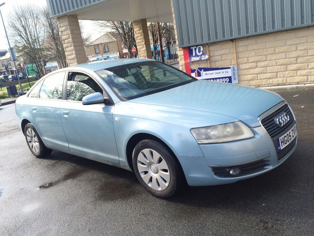 2005 audi a6 2 0 tdi se saloon new mot ready to drive. Black Bedroom Furniture Sets. Home Design Ideas