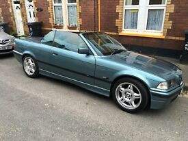BMW 318 IS E 36 convertible