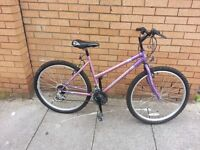 Universial Ladies Bike with 26 inch wheel