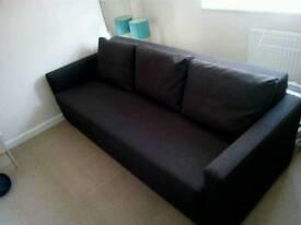 IKEA 3 SEAT SOFA BED