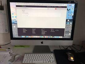 """iMac 27"""" Late 2012 (Core i5 3.2GHz, GTX675MX, 16GB RAM)"""
