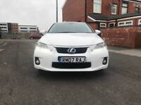 Lexust ct 200 hybrid 1.8 free tax