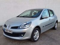 2007 Renault Clio Dynamique 1.5 Diesel 1 Owner With Full History Drives & looks Great