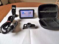 "GARMIN NUVI 205 W- CAR SAT NAV GPS 4.3"" TOUCHSCREEN-IN GOOD CONDITION/WORKING ORDER"