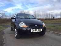 2009 Ford KA 1.3 Style New MOT. Low Miles. Cheap run-around/ perfect first car.