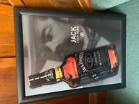 Jack Daniels 3D Picture