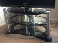 Oval TV Stand.