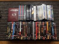Job Lot 50+ DVDs Ideal for Car Boot **PRICE REDUCED**