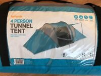 Great condition 4man tent