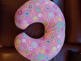 Nursing pillow, door jumper, swimming neck ring