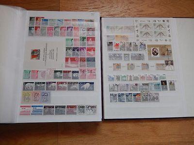 DDR Sammlung1956-90 postfrisch