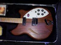 Rickenbacker 360 Walnut 6 string