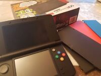 New Nintendo 3DS Black - MINT CONDITION' - £130 (or £120 without charger)