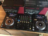 Wanted Pioneer CDJ 2000 Nexus DJ Equipment DJM 900 Nexus CDJ2000