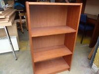 Solid Wood Medium Size Book Shelve Delivery Available lg