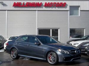 2014 Mercedes-Benz E-Class E63 AMG S-Model 4MATIC / PERFORMANCE
