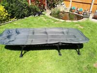 Starbaits bedchair. Hardly used