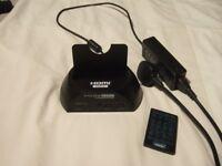 Sumvision Cyclone Fusion HDMI Media Player and SATA HDD Docking Station