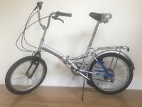 Charming folding Bike to sell!