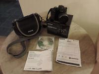 Fujifilm FinePix S9900W 16MP Digital Bridge Camera, 50x Zoom Lens with WiFi & Bag