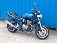 Suzuki Bandit GSF 600cc Low Mileage