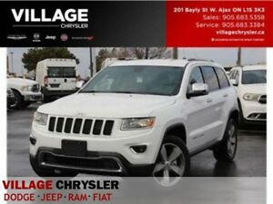2016 Jeep Grand Cherokee Limited Navi, Remote start, Rea