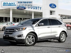 2016 Ford Edge SEL - PREVIOUS DAILY RENTAL! CLEAN CARPROOF!