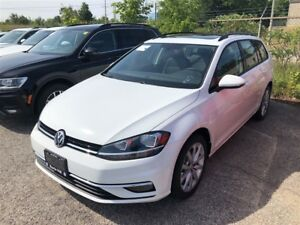 2018 Volkswagen Golf Sportwagen 1.8T Cmfrtline DSG 6sp at w/Tip
