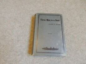 First Edition of Three Men in a Boat ( to say nothing of the dog ) by Jerome K Jerome