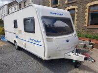 Reluctant sale of our 2009 Bailey Ranger 520/4 Caravan